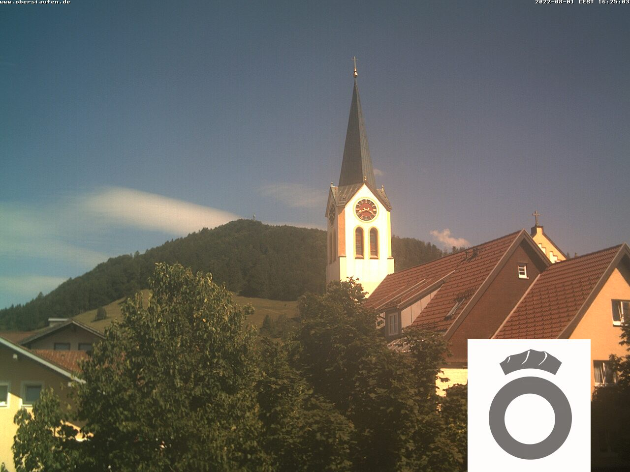 Webcam Oberstaufen